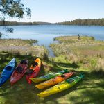 Tarraleah Estate Kayaking tours